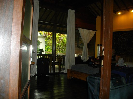 Bali Spirit Hotel and Spa:                   Aga Villa