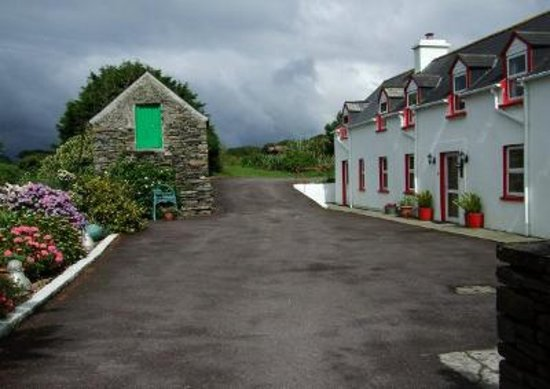 Photo of Reenmore Farm. Bantry