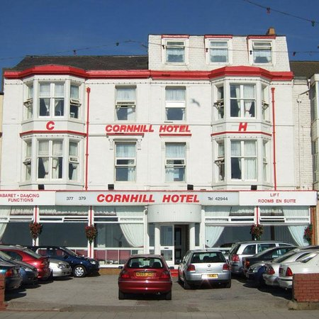 Photo of The Cornhill Hotel Blackpool