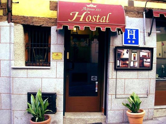 Hostal Alfonso XII