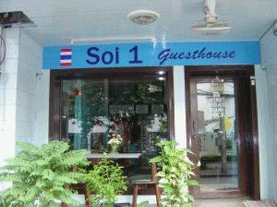 Photo of Soi 1 Guesthouse Bangkok