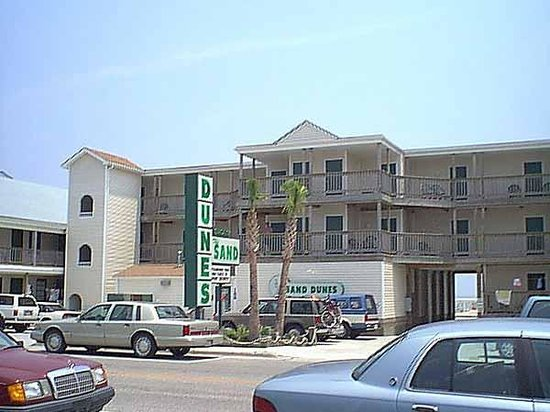 Photo of Sand Dunes Motel Kure Beach