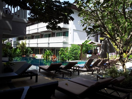 Aonang Buri Resort:                                     pool 2