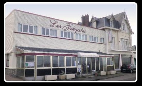 Photo of Hotel Restaurant Les Fregates Veulettes-sur-Mer