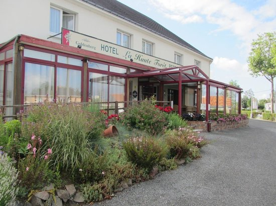 Photo of Hotel Restaurant de la Haute Foret Vertou