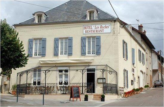 Photo of Hotel Restaurant Les Roches Saint-Romain