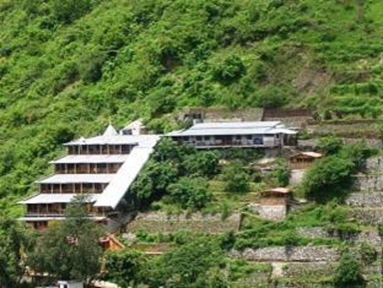 The Satvik Resort