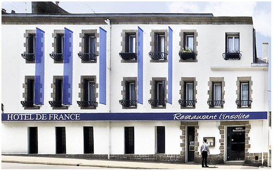 Photo of Hotel De France Restaurant L'Insolite Douarnenez
