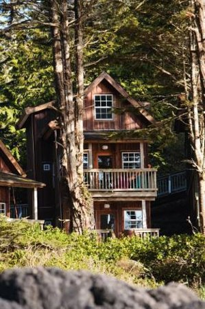 Photo of The Cabins at Terrace Beach Ucluelet