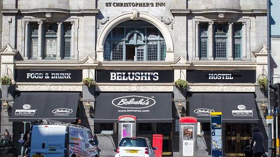 Photo of St Christopher's Inn & Belushi's-Hammersmith London