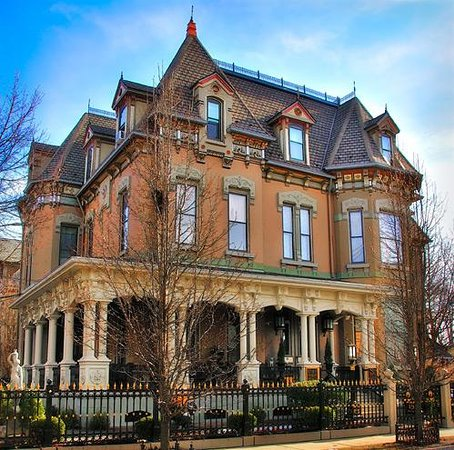 Photo of The Frederick Stegmaier Mansion Wilkes-Barre