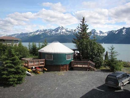 Photo of Alaska Base Camp Seward