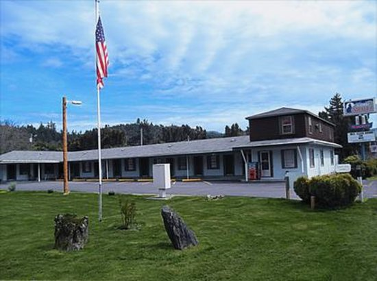 Photo of Bluewolf Motel Oakridge