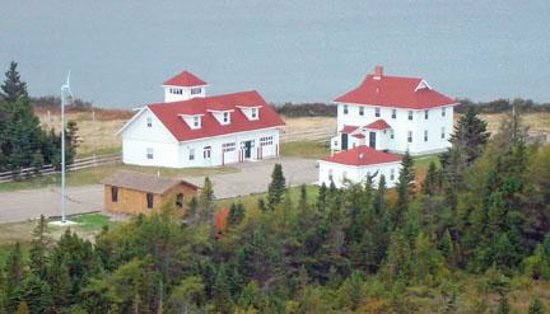 West Quoddy Head Light Station B&B-bild