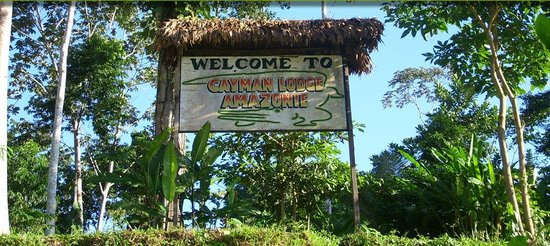 Cayman Lodge Amazonia