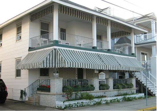 The Oceanaire Guest House