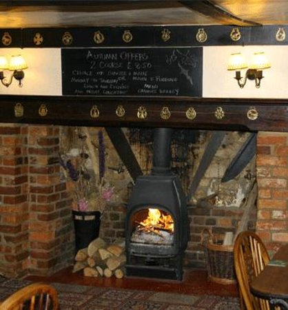 Photo of THE SAXON INN Child Okeford