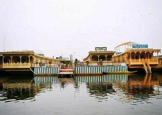 Kolu Houseboats Photo