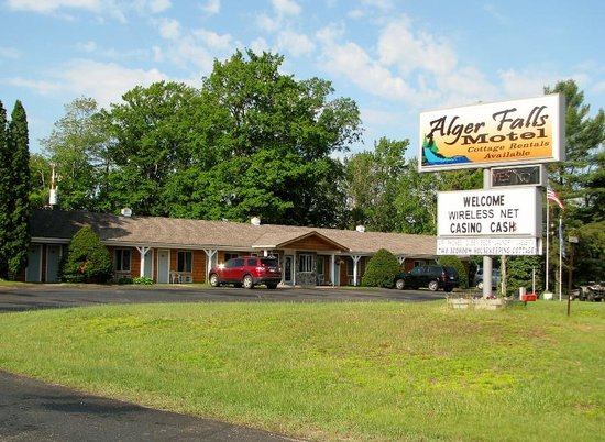 Photo of Alger Falls Motel Munising