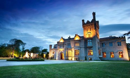 Lough Eske Castle, a Soli