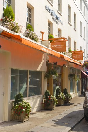 easyHotel Paddington London
