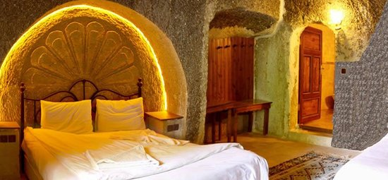 Flintstones Cave Hotel and Pension