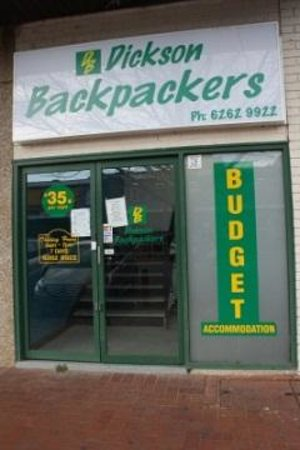 Dickson Backpackers