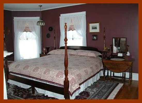 Henry Whipple House: Guest Room