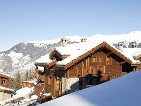 Photo of Ecureuil De Neige Courchevel