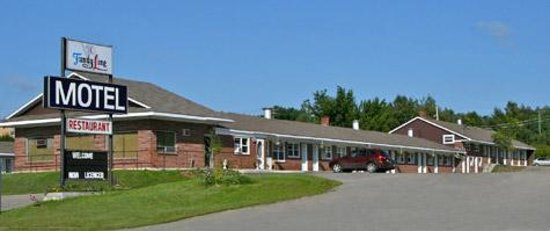 Fundy Line Motel & Restaurant