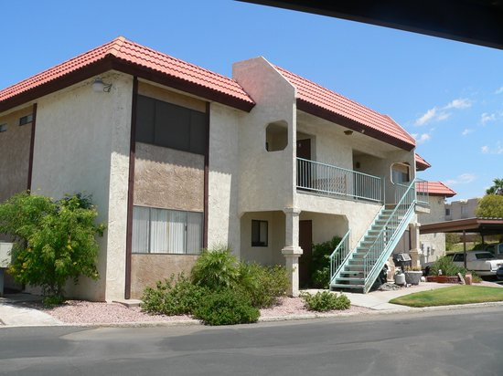 Pecos Villas Resort Condominiums