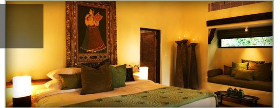 Baghvan Taj Wilderness Lodge