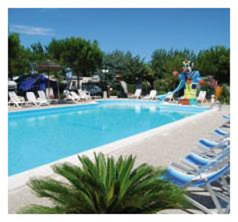 Golden Beach Camping Villaggio