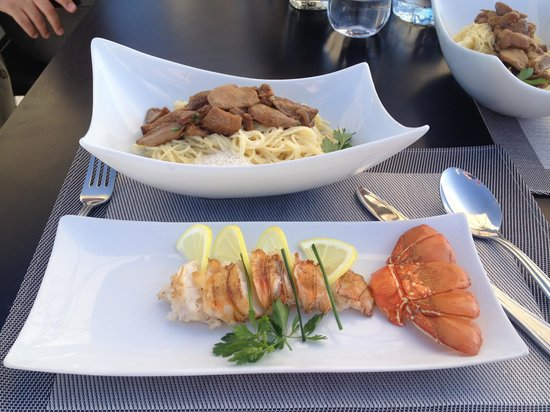 Cesar Resort & Spa:                                     Langouste
