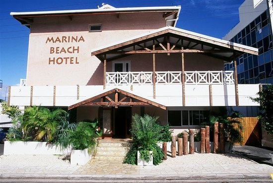 Photo of Marina Beach Hotel Noumea