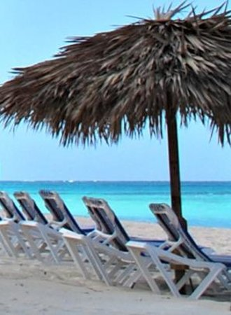Sheraton Nassau Beach Resort &amp; Casino:                   beach area