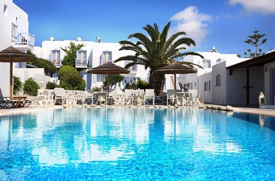 New Aeolos Hotel Mykonos