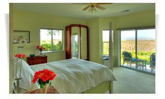 Seven Quails Vineyards Bed &amp; Breakfast Photo