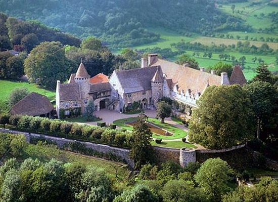 Photo of Hattonchatel Chateau Vigneulles-les-Hattonchatel