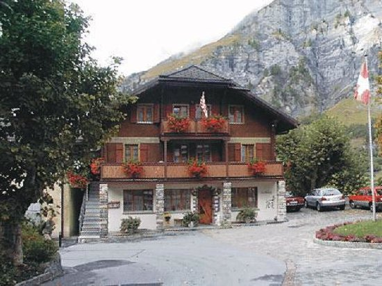 Photo of Hotel Le Chamois Garni Leukerbad