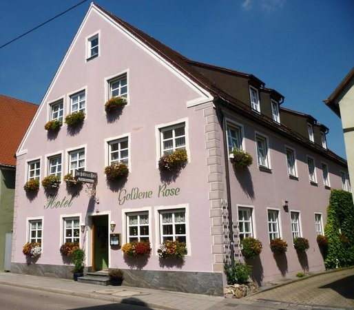 Photo of Hotel Goldene Rose Nördlingen