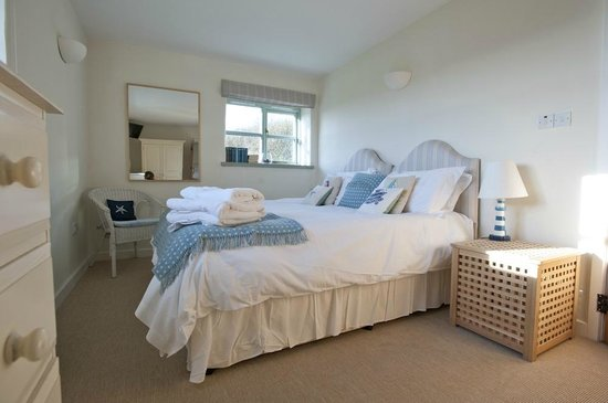 St Minver, UK: Mynford master bedroom