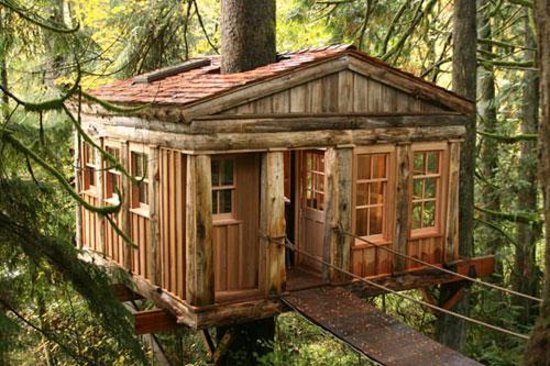 Treehouse Point Photos - B&B/мини отель Images