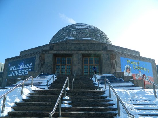 Photos of Adler Planetarium, Chicago