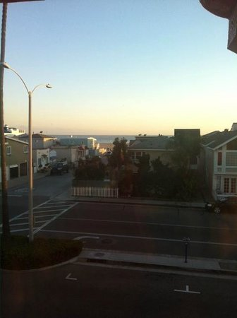 Bay Shores Peninsula Hotel:                   View from 303