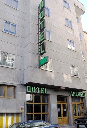 Hotel Arevalo