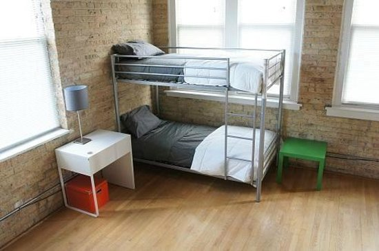 Urban Holiday Lofts: Room Layout