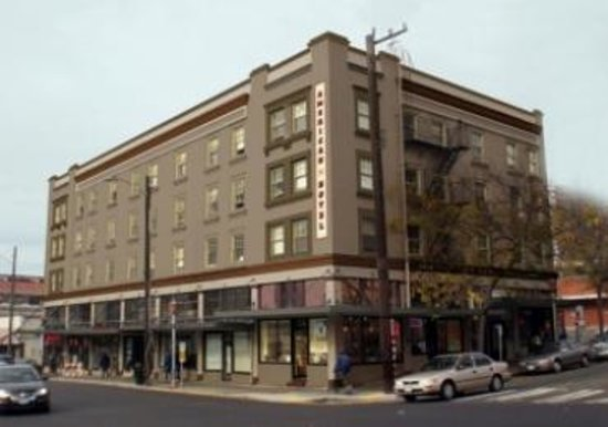 Hostelling International Seattle at American Hotel: The American Hotel