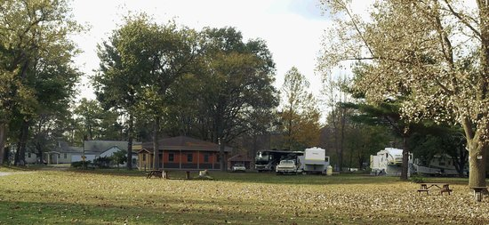 Sand Creek Campground