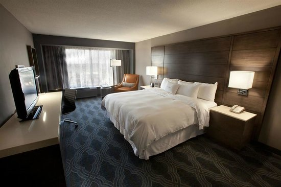 Doubletree by Hilton Bloomington - Minneapolis South: One-King Bedroom